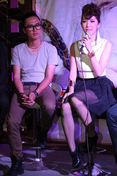 Emily chia sẻ, sau danh hiệu Miss Audition 2007, cô đã tham