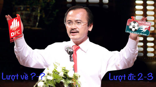 Một ông chủ hai đội bóng-Bầu Thắng đang bị các đội phản ứng khi ông vừa làm Chủ tịch HĐQT ngân hàng Kiên Long, đơn vị tài trợ đội Kiên Giang.