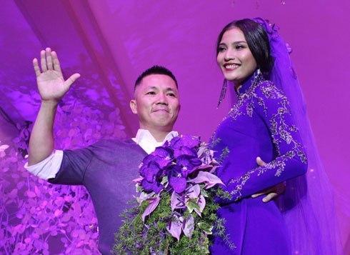 Trong một phần diễn khác, Trương Thị May
