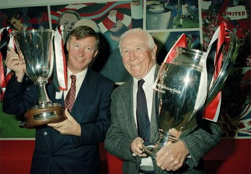 1991: Sir Alex Ferguson dẫn dắt Manchester United đánh bại Barcelona trong vô địch châu Âu Cup giành chiến thắng European Cup Winners Cup