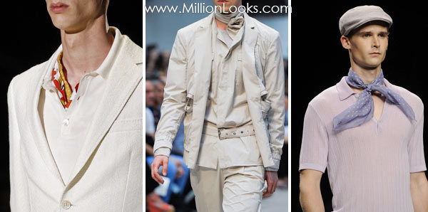 Gucci, Costume National Homme, Canali.