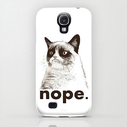 Chú mèo Grumpy sẽ giúp bạn bắt đầu ngày mới hứng khởi.