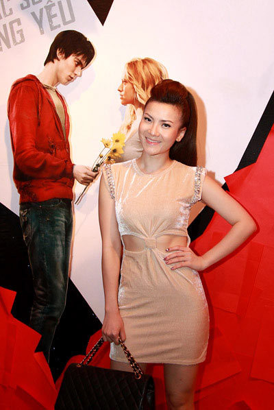 Nữ ca sĩ Yến Nhi