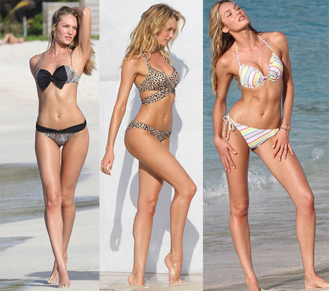 Đây là chiến dịch mới nhất của Victoria Secret mà người đẹp Nam Phi tham gia với tư cách người mẫu chính của bộ sưu tập.