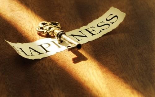 Chìa khóa của niềm vui