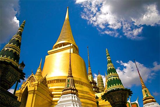 Chiem nguong Bangkok tu tren dinh thap State Tower