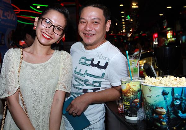 Sau cuộc đổ vỡ hôn nhân, Kim Hiền đã tìm được bờ vai nương tựa.