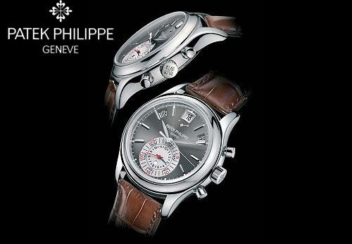 Thương hiệu đồng hồ Patek Philippe ra đời từ năm 1851.