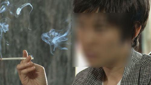 """Hình ảnh Dung """"Hà"""" được tái hiện trên phim truyền hình."""