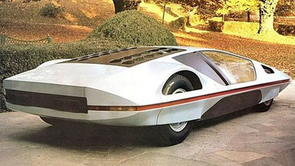 Ferrari Modulo (Pininfarina) (1970)