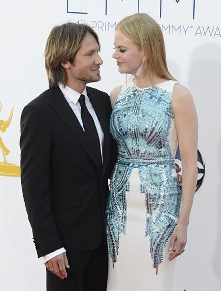 Nicole Kidman và Keith Urban
