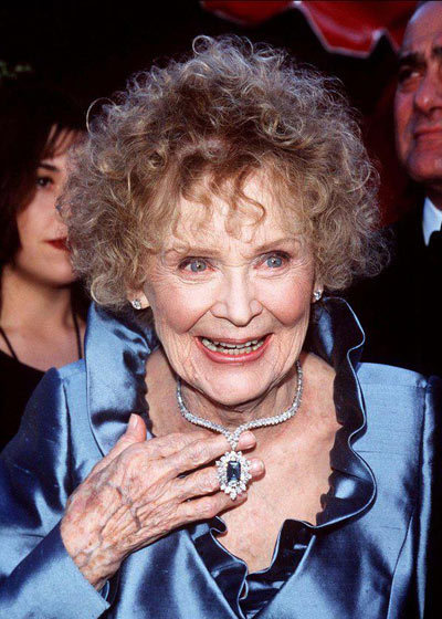 Gloria Stuart Oscar 1998.