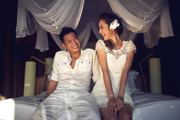 Vợ chồng Jennifer Phạm sắp đón con gái đầu lòng chào đời.