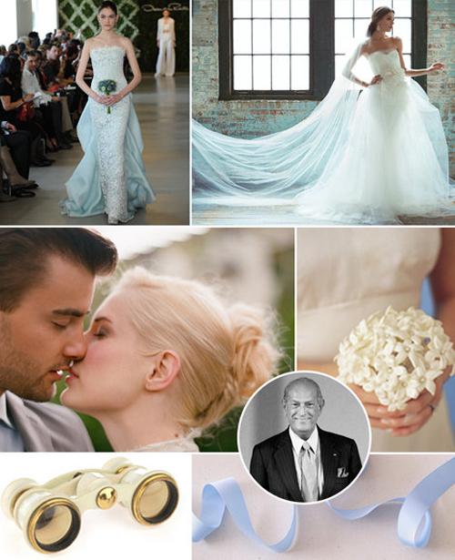 Oscar de la Renta và 8 lời khuyên với cô dâu