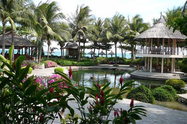 Resort Mui ne Dep Nhat Saigon Mui ne Resort Pha