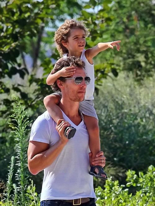 Tài tử Matthew McConaughey