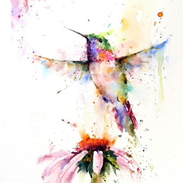 Từ chú chim nhỏ đang vươn cánh bay...