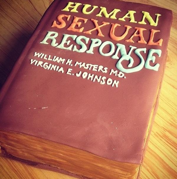 """Bánh chocolate lấy cảm hứng từ cuốn sách """"Human Sexual Response""""."""