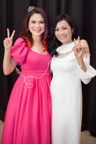 Ca sĩ Phương Thanh cũng là người gắn bó với 'Tuổi thần tiên'.