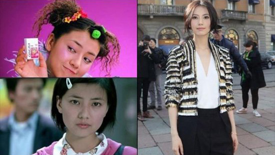 """Cao Viên Viên từ phong cách """"kẹo ngọt"""" chuyển sang vẻ duyên dáng, cuốn hút rất nữ tính."""