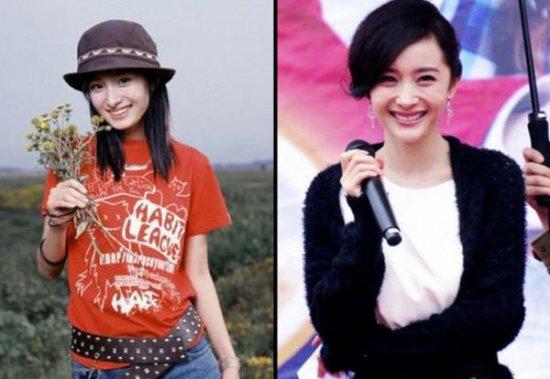 Dương Mịch từ cô gái trẻ trung đôi mươi giờ đã thành một diễn viên nổi bật của màn ảnh.
