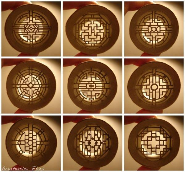 Sáng tạo các tác phẩm nghệ thuật từ lõi giấy vệ sinh ban đầu chỉ một dự án cá nhân của riêng Anastassia Elias.
