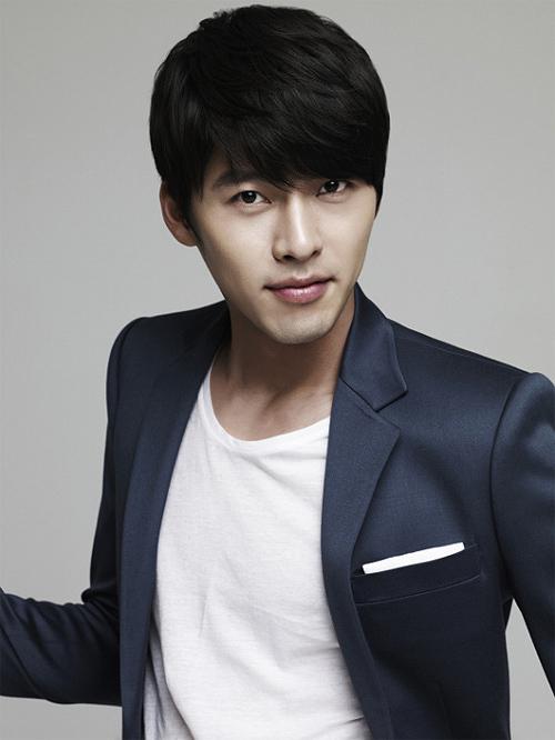 Đứng thứ hai trong danh sách được bỏ phiếu nhiều nhất là Hyun Bin,