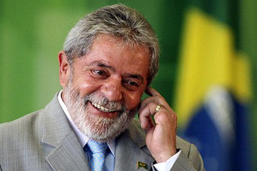 Luiz Inácio Lula da Silva, tổng thống Brazil nhiệm kỳ 2002 - 2010.