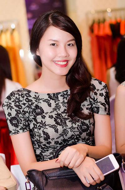 Hoa hậu Thân thiện Đậu Thị Hồng Phúc.