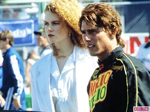 Tom Cruise và Nicole Kidman.