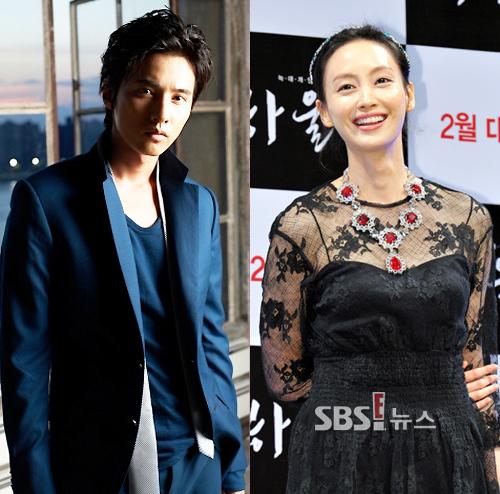 Đôi tình nhân vừa xác nhận mối quan hệ của họ hôm 3/7. Mẹ của Won Bin hôm nay 4/7 phát biểu, bà không biết về mối quan hệ này của con trai, nhưng bà tin tưởng vào lựa chọn của con mình.