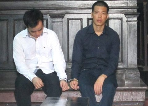 Anh Tuấn lĩnh án 14 năm tù do đâm chết kẻ đánh vợ mình đến sảy thai.
