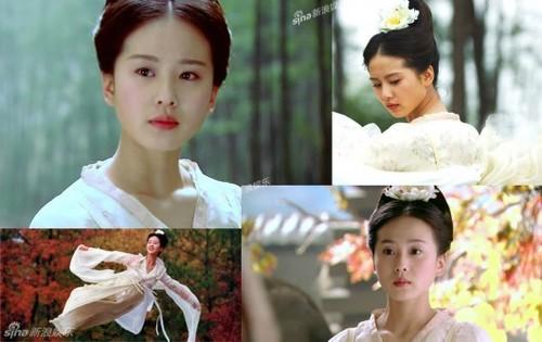 """Lưu Thi Thi trong vai Thập tứ nương trong """"Liêu trai kỳ nữ tử"""" năm 2007."""