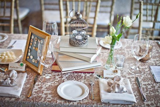 10 thiết kế tuyệt đẹp cho bàn tiệc cưới