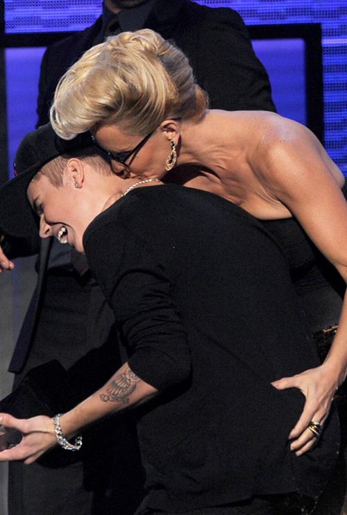 Justin Bieber & Jenna McCarthy