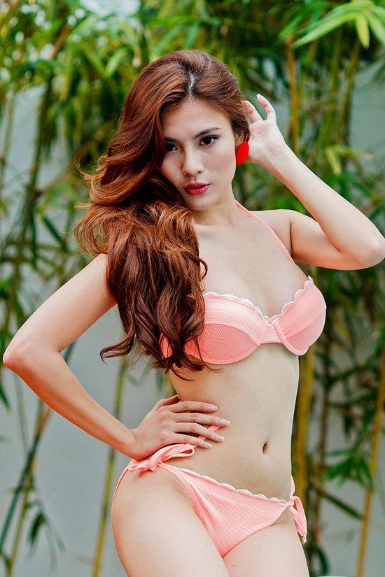 Cô từng có ý định dự thi Miss Ngôi Sao vào năm ngoái nhưng vì e ngại nên năm nay mới mạnh dạn thử sức.