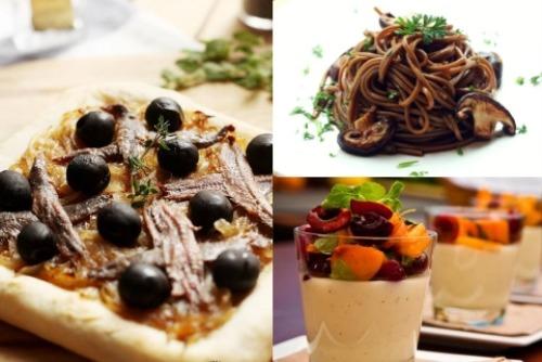 Món ăn của Bảo Lâm mang phong cách châu Âu đặc biệt là Italy.