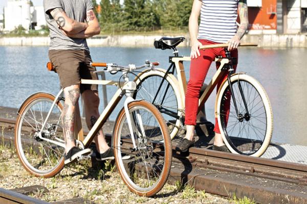 Đạp xe vừa tốt cho sức khỏe vừa thân thiện với môi trường, đó là lý do ngày càng nhiều xe đạp xuất hiện ở các thành phố lớn.