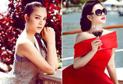 8 bộ váy đẹp của Lý Nhã Kỳ