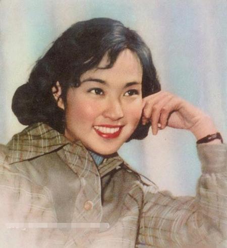 Diễn viên Lưu Hiểu Khánh.