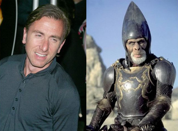 Tim Roth General Thade in Planet of the Apes