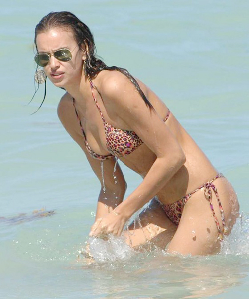 Hậu trường - Mê mẩn ngắm dáng nuột của bạn gái Ronaldo  (Hình 4).