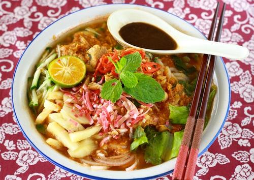 Lạ & Cười - 10 thành phố ẩm thực mời gọi nhất châu Á  (Hình 2).