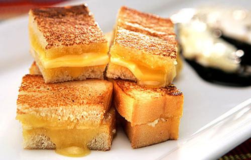 Bánh Kaya nướng được mệnh danh là