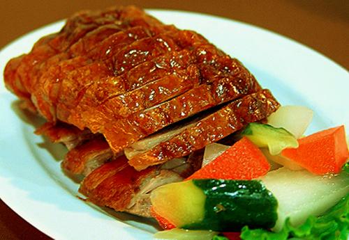 Vịt Ninh Hòa thường chế biến thành các món ăn ngon, hấp dẫn như nướng, quay, luộc...