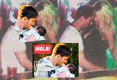 Messi được minh oan vụ 'thác loạn với vũ nữ'
