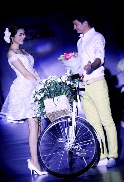 Ảnh cưới Huy Khánh và Mạc Anh Thư đẹp lung linh   huy khanh b2 1375854021 600x0