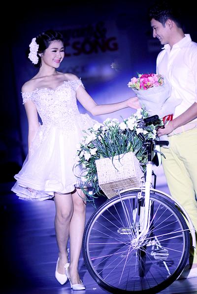 Ảnh cưới Huy Khánh và Mạc Anh Thư đẹp lung linh   huy khanh b3 1375854022 600x0