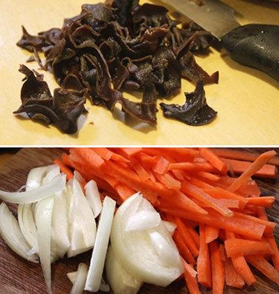 Cách làm món miến xào thịt băm ngon 2