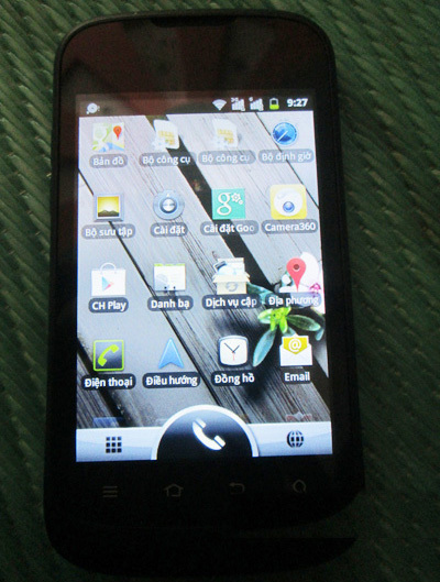 Chiếc điện thoại bị cài phần mềm quái gở bị người mê tín cho là ma ám.